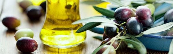 Olijfolie zeep met geurtje