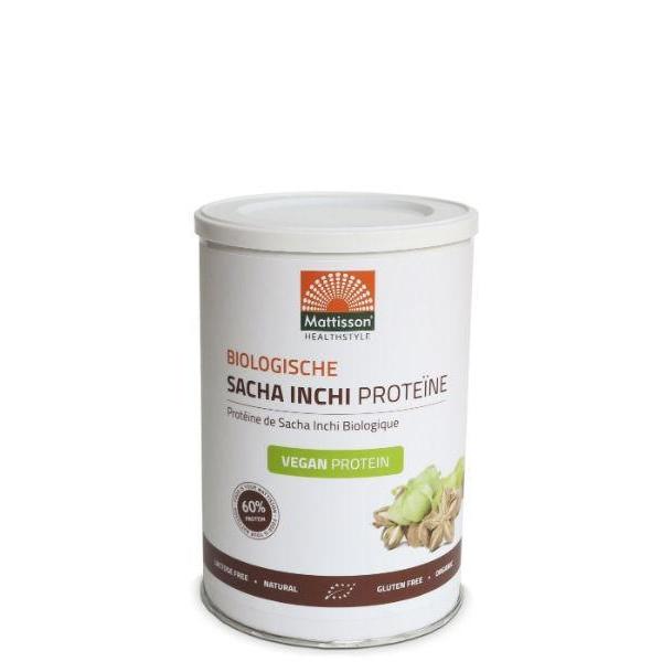Sacha Inchi Proteine Poeder - 350 Gram Mattisson