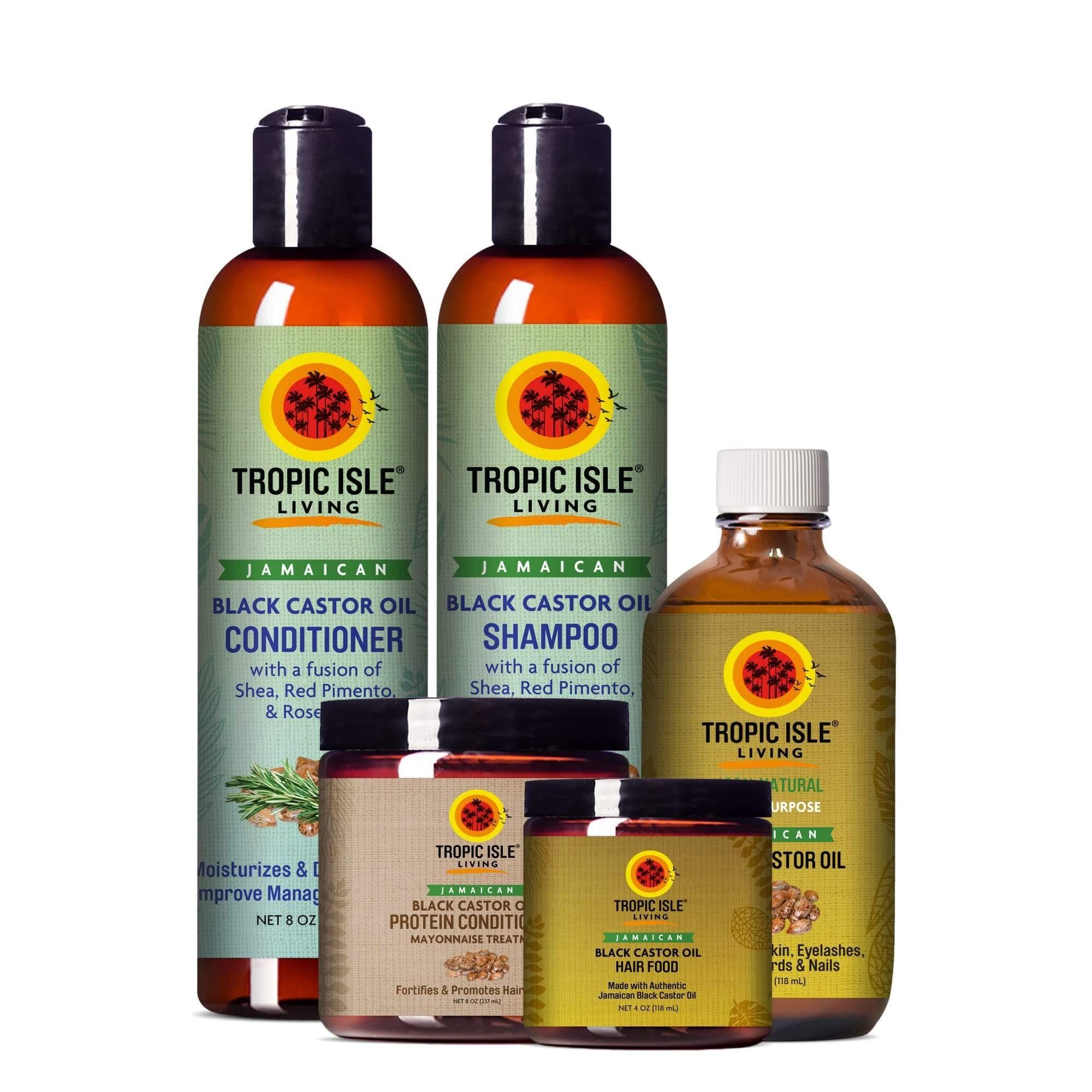 Wonderolie Hairfood Haarverzorging - 118 ml Tropic Isle Living
