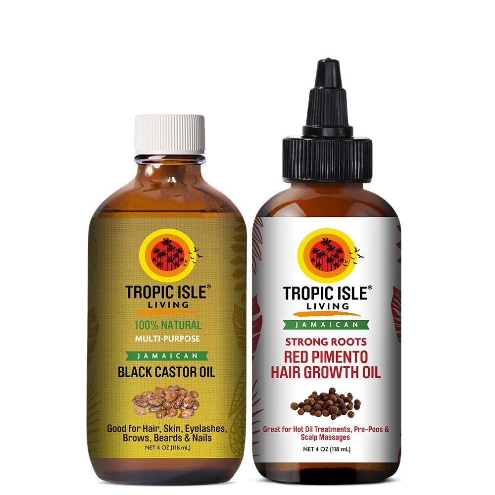 Pure Wonderolie uit Jamaica (JBCO) - 118 ml Tropic Isle Living