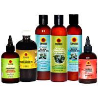 Castor olie producten voor je haar